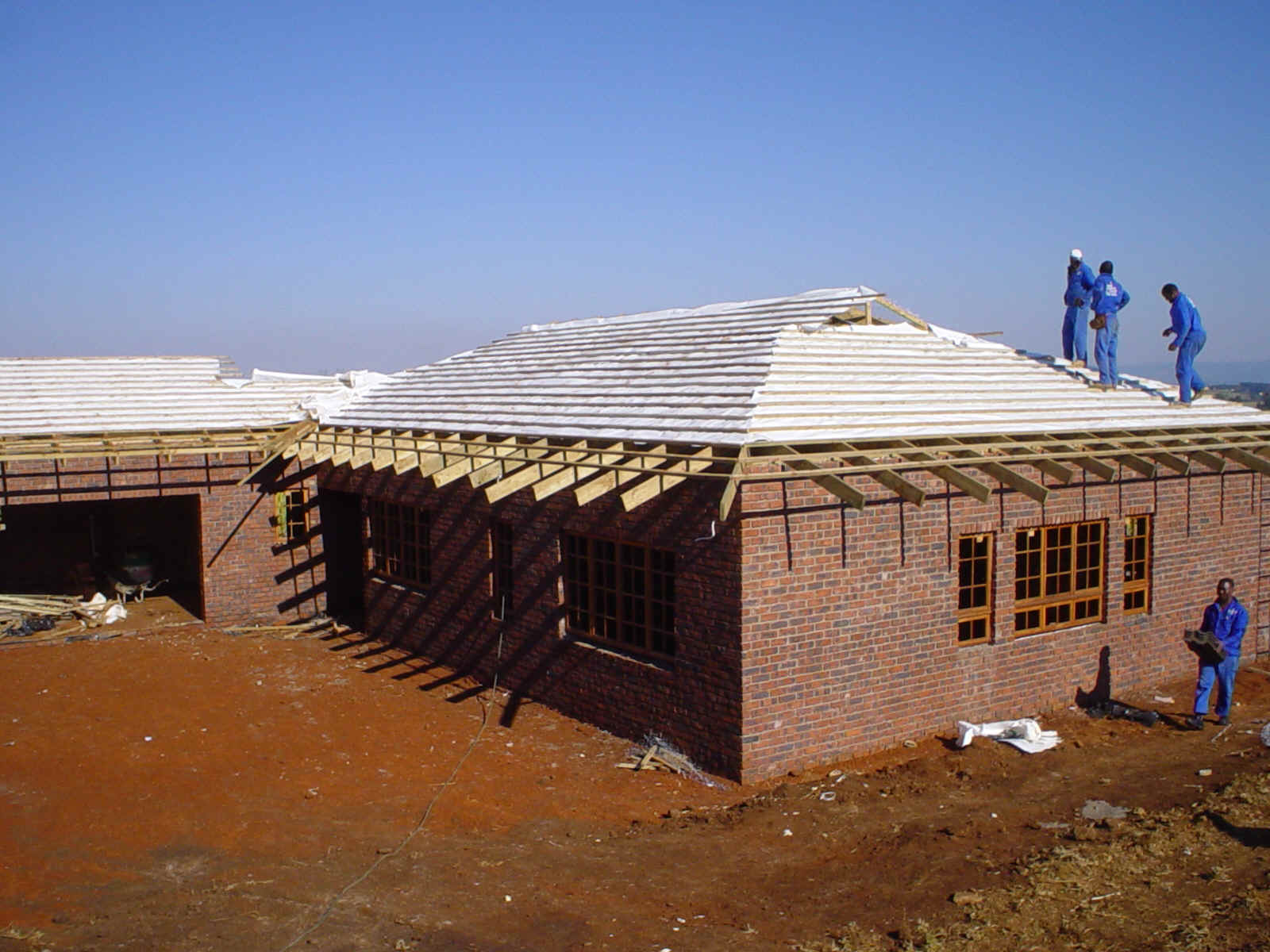 Gallery ndiweni architecture House build